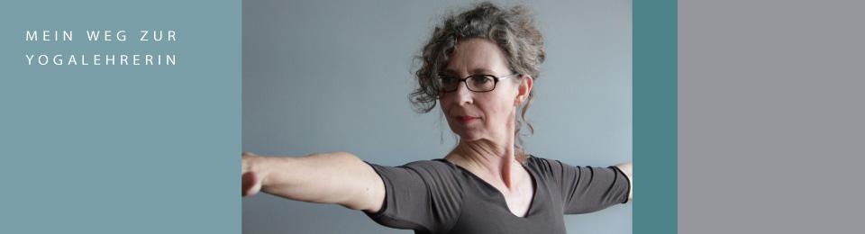 Andrea Hermann Yogalehrerin